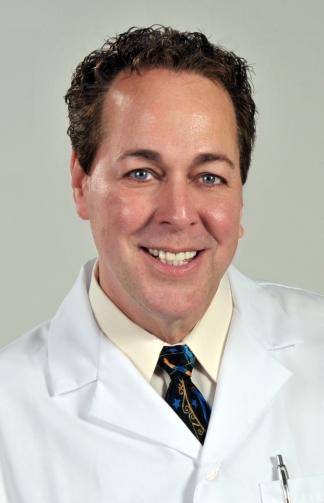 Dr. Lees Labcoat Headshot