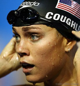 Natalie Coughlin Dishes on Anti-dryness